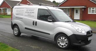 A D Knott Van